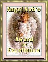 Angel Neb Award for Web Excellence