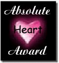 Absolute Heart Award!