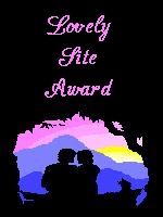 Lovely Site Award!